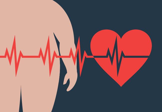 obezita a srdeční choroba